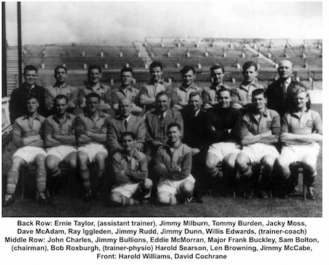 TEAM-LEEDS-1st TEAM1949-50